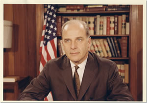 Gaylord Nelson, Senate photo